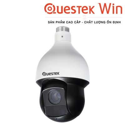 CAMERA SPEED DOME HDCVI 2MP QUESTEK WIN WIN-8307PC